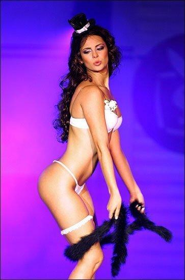 Мисс Playboy (12 фото)