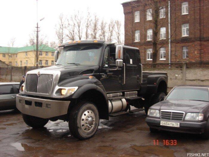 International CXT Truck (5 фото)
