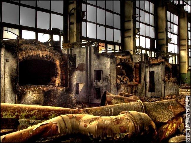 Завод АЗЛК (38 фото)
