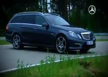 Новый MB E63 AMG Wagon семейный или нет?