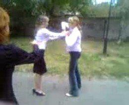 Женская драка от zubrilov за 21 декабря 2010