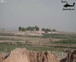 Военные сносят с лица земли целую деревню