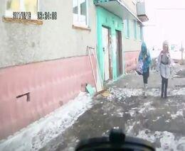 Ребенок с места ДТП скрылся