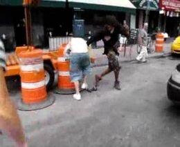 Неудачная кража велосипеда