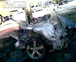 Жуткие последствия аварии от zubrilov за 22 мая 2012