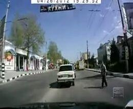 Жесткое ДТП от zubrilov за 27 июля 2012