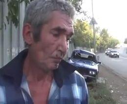 В Уфе пьяный водитель сбил человека