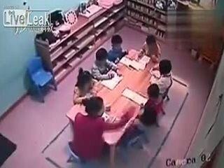Жестокая учительница