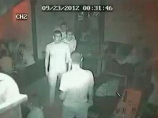 Поножовщина в баре