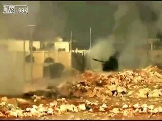 Сирийская дуэль