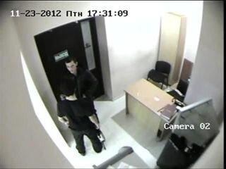 Убийство охранника банка