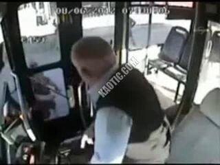 Избиение водителя