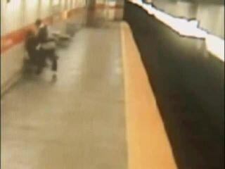 Гоп стоп в метро