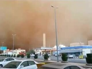 Песчаная буря от zubrilov за 15 апреля 2013