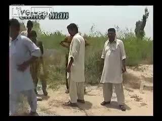 Нападение дикого кабана