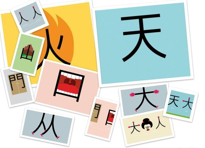 Как легко выучить китайский язык (32 фото)