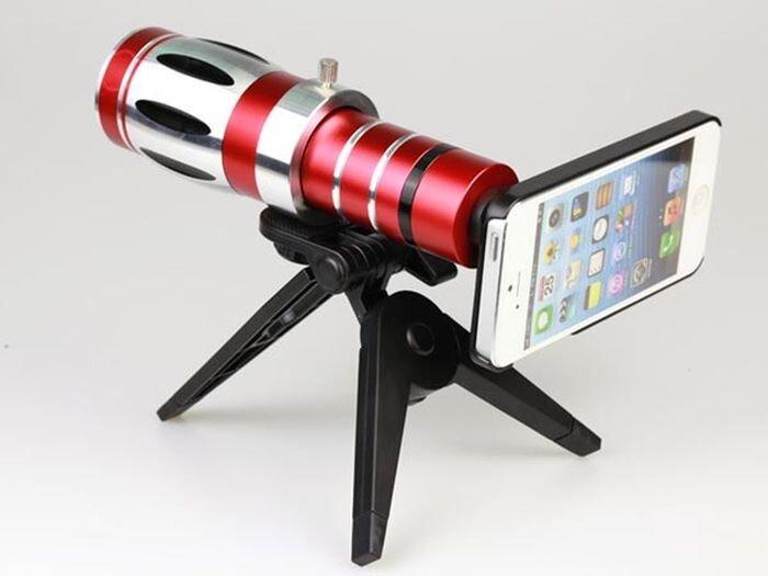 Телескоп для iPhone 5 за 11 июля 2013