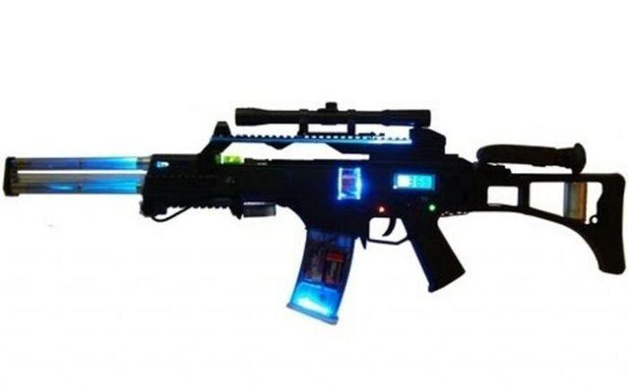 Фантастическая пушка Гаусса своими руками за 17 июля 2013
