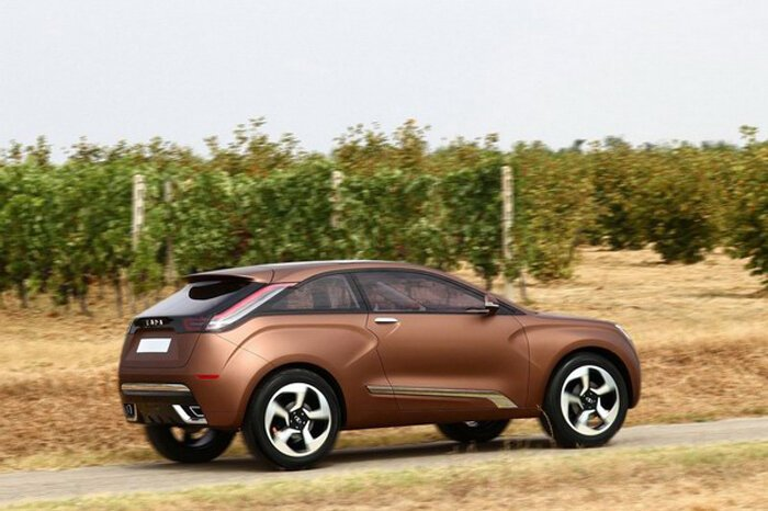 Главный дизайнер Lada пойдет по пути KIA