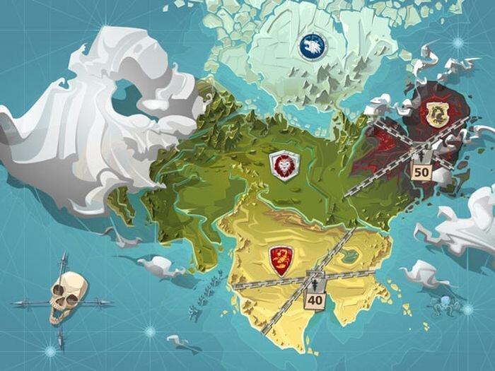Игры на Фишках за 22 июля 2013