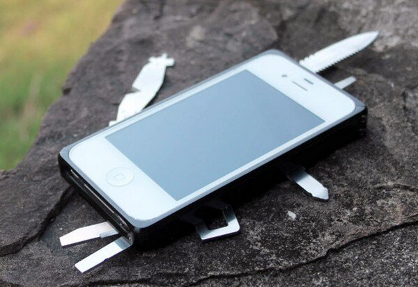 Швейцарский нож для владельцев iPhone (6 фото) за 09 августа 2013