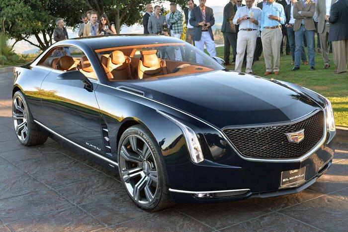 Cadillac показал невероятный концепт Elmiraj за 19 августа 2013