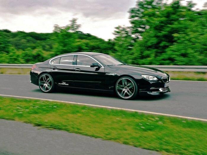 Тюнинг BMW 6-Series Gran Coupe от AC Schnitzer (3 фото + видео)