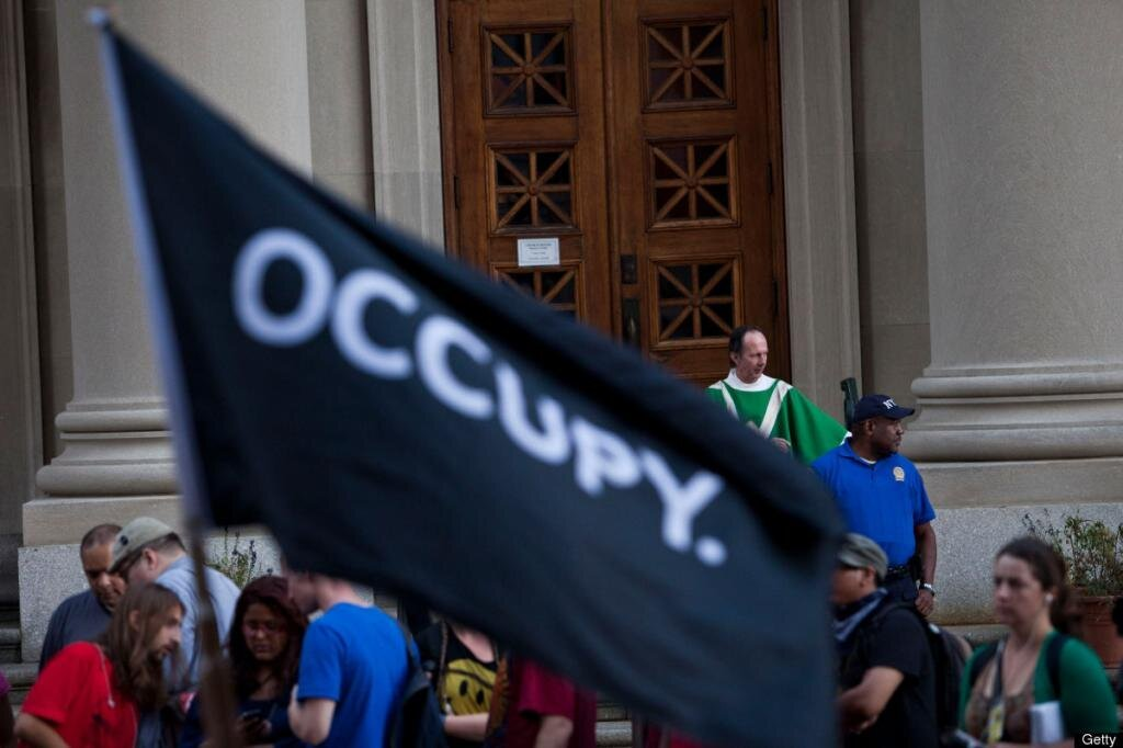 Occupy Wall Street: Journalists Arrested for Peaceful Protests In New York