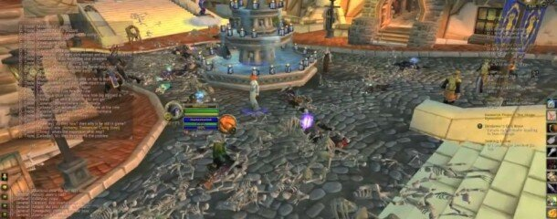 Thousands Slaughtered in WoW от mick за 09 oct 2012