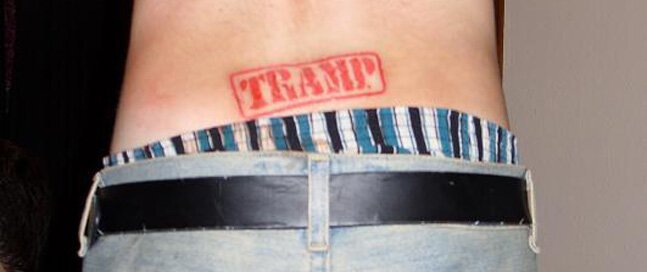 Tramp Stamp Fail! от mick за 11 oct 2012