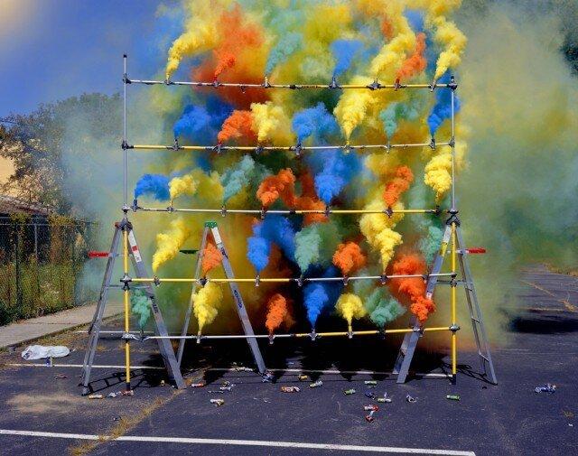 Smokebomb Photos