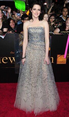 Kristen Stewart award show fashion от mick за 25 oct 2012