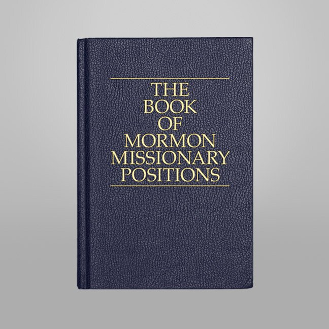 A Whole New Book of Mormon
