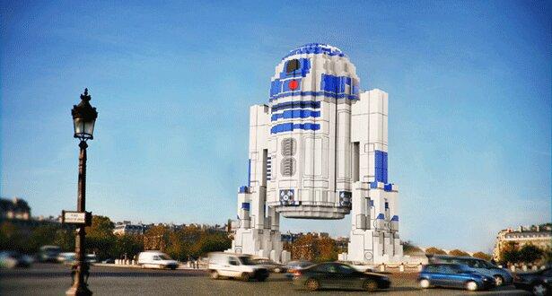 Giant Legos!!