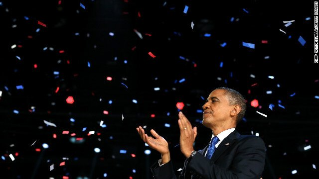 The Best Pictures from the Election of 2012
