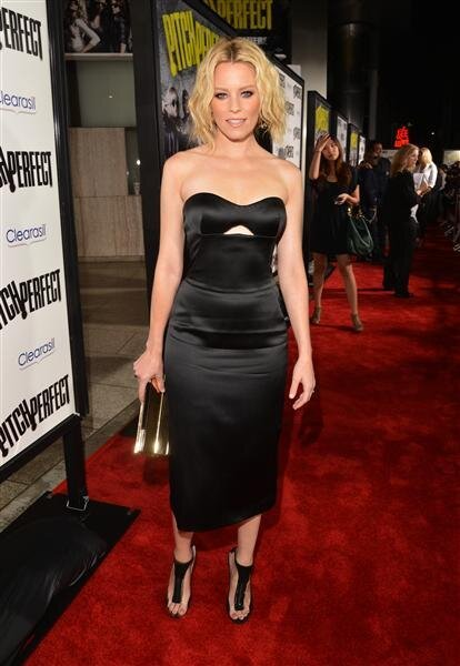 Elizabeth Banks: MILFier Than Ever