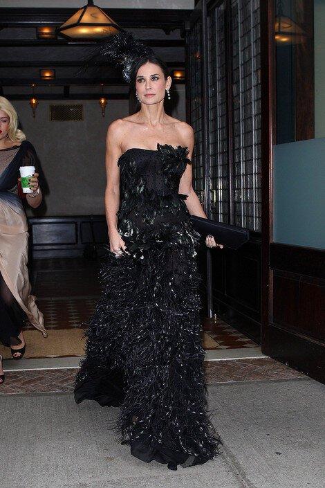 Demi Moore: Still Hot At 50