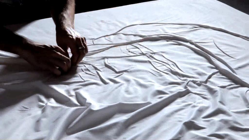 The Art of Ironing: Sheet!!!
