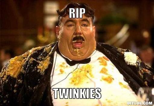 No More Twinkies