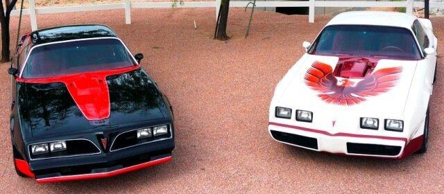 Ridiculously Hot: The Pontiac Transam  от Veggie за 19 nov 2012