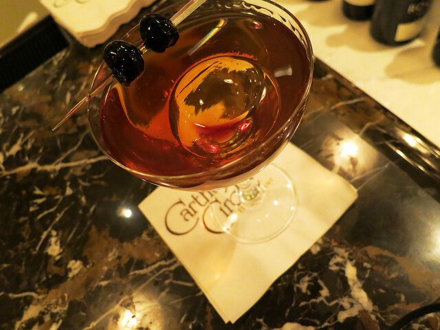 Bartending: Disney Style at the 1901 Lounge