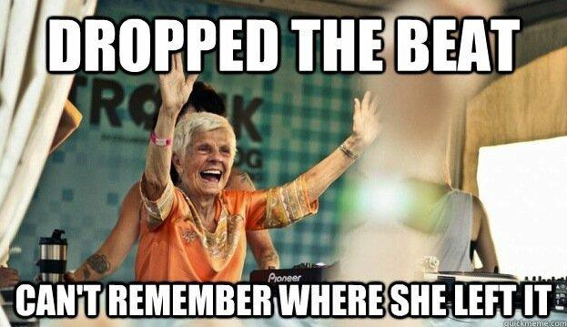 Breaking Meme Alert: Grandmau5 от mick за 20 nov 2012