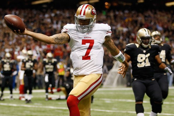 Niners Defense Staves Off the Saints Onslaught