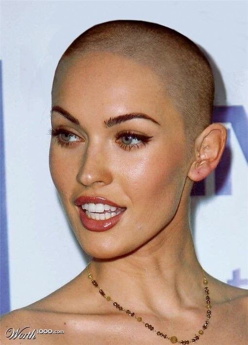 What if your Favorite Celebs were bald? от Veggie за 26 nov 2012