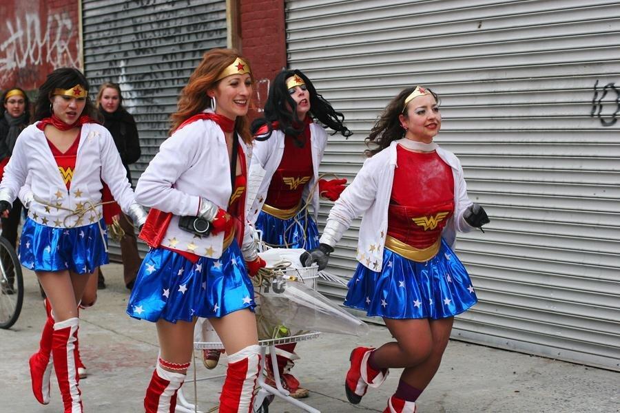 Idiotarod NYC: Costume-Mandatory от Marinara за 09 jan 2013