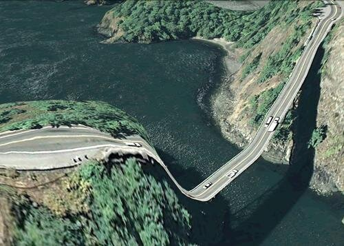 If Google Earth Was Real Earth от Marinara за 18 jan 2013