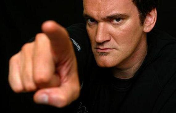 Tarantino Drops the N-Bomb at Golden Globes