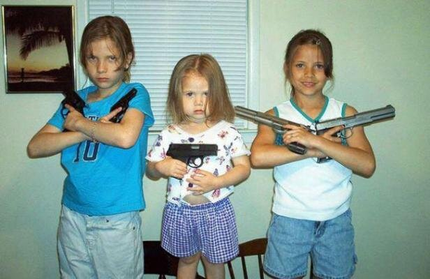 Gun Control for Children
