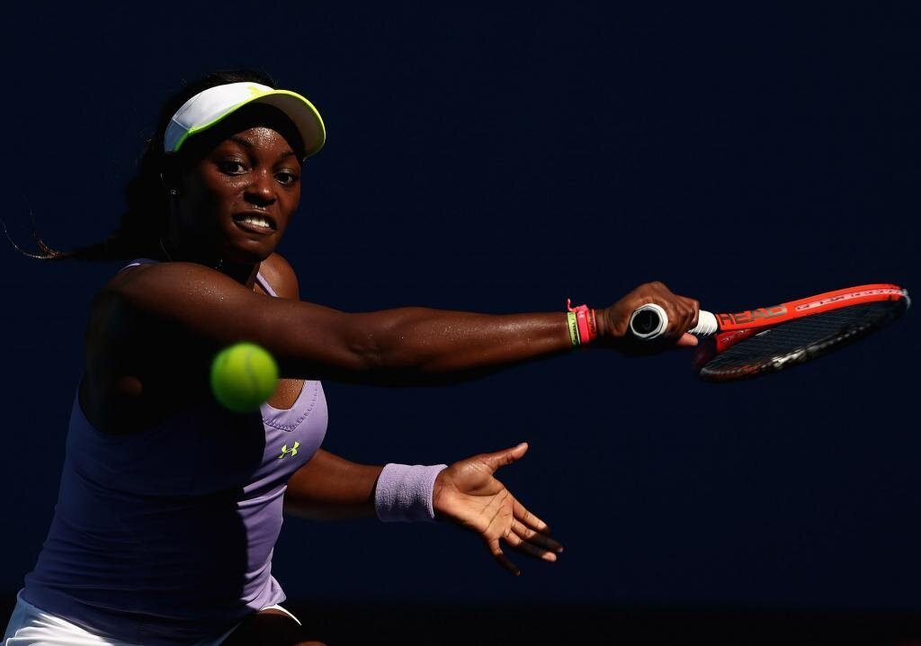Sloane Stephens Claims Unexpected Tennis Victory at the Australian Open Over Serena Williams