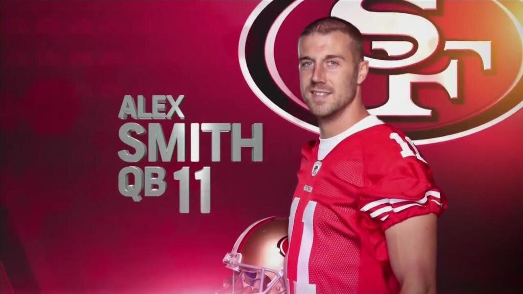 Alex Smith Wants to Leave the 49ers от Cassandra за 28 jan 2013